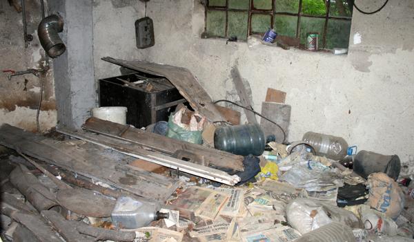 Почистване на мазета тавани и гаражи