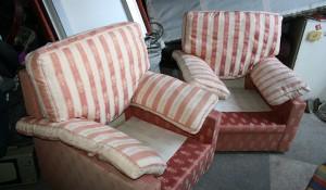 Изнасяне на мека мебел