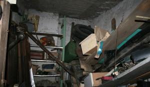 Почистване на мазе