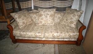 Безплатно изхвърляне на диван