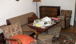 Събиране на мебели