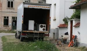 Превоз на мебели в София