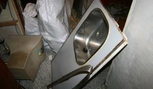 Събиране на метални отпадъци