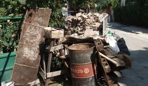 Чистене на отпадъци евтино