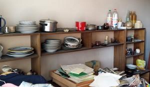 Събиране и изнасяне на вехтории от апартамент