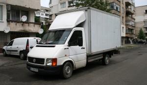 Извозване на багаж и мебели