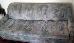 Изхвърляне на дивани