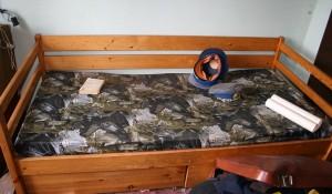 Изхвърляне на старо легло