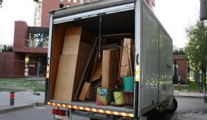 Извозване на стари домакински уреди и обзавеждане