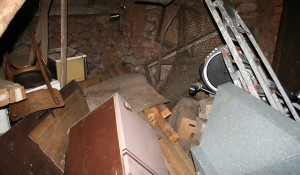 Почистване на мазета