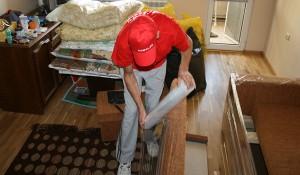 Опаковане на мебели и преместване