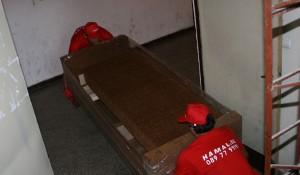 Преместване на домове с демонтажи и монтажи
