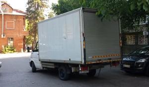 Товарен транспорт София Сандански София