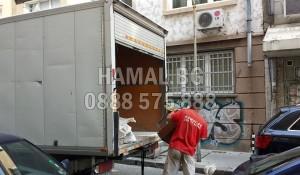 Транспортни услуги при доставка на дървен материал