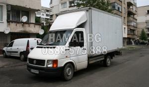 Товарен транспорт на шевни машини от София до Бургас