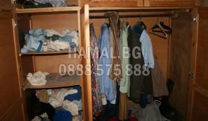 Къде да изхвърля използвани дрехи и парцали
