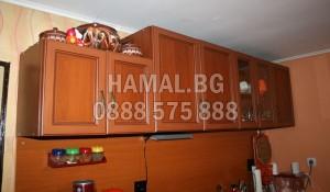 Изхвърляне и извозване на горни кухненски шкафове